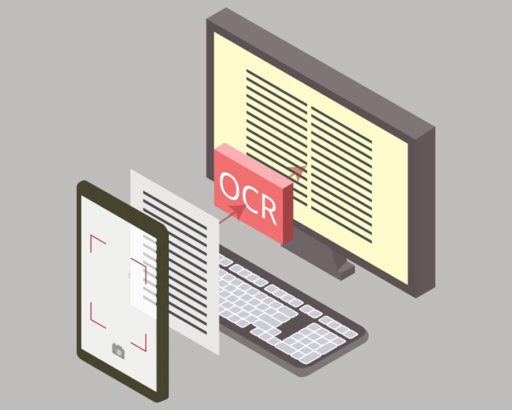 OCRの仕組み